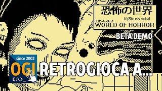[ITA] Let's Try - World of Horror (Un tuffo nell'orrore in stile anni '80)