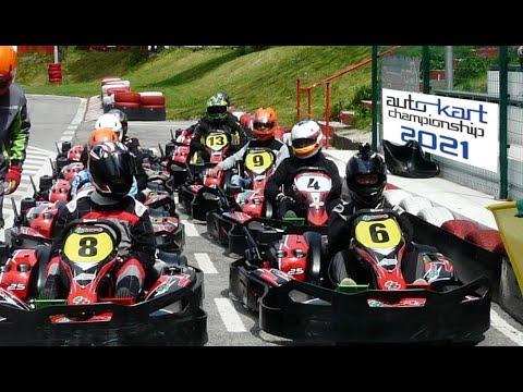 Auto-Kart Championship 2021, Round 2 - 08.05.2021