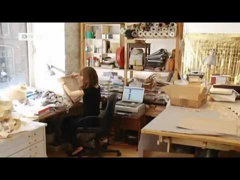 Wooden Textiles -- Designer Elisa Strozyk | euromaxx