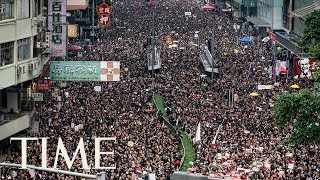 A Visual Timeline Of Hong Kong's Anti-Extradition Bill Protests | TIME thumbnail