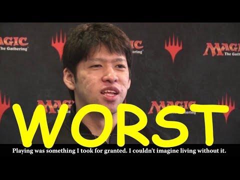 LIFE BAN!!!!  Yuuya Watanabe = WORST Magic The Gathering Cheater Ever