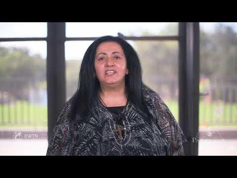 'Take Christ with You Everywhere' - Salwa Elias