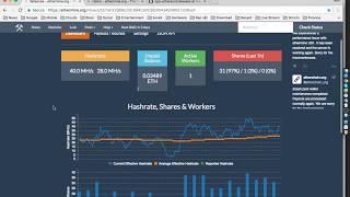 [HD] Đào Tiền Ảo Ethereum (ETH) Kiếm Tiền Trâu Cày Với PC, Laptop