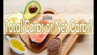 Should you focus on NET carbs or Total Carbs when starting Keto? Video