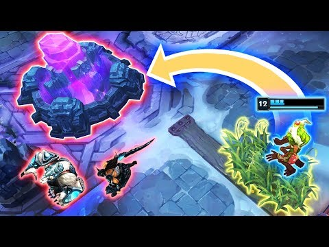 IVERN THE STEALTH MASTER - Best ARAM Moments EVER - League of Legends