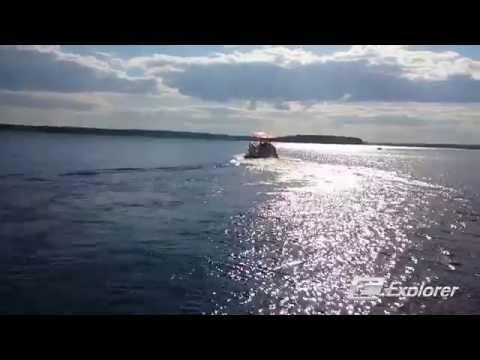 Shuper Моторный катамаран - Explorer
