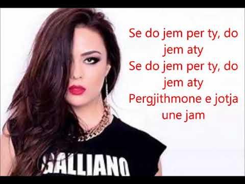 Xhensila Myrtezaj - Celsi i zemres (lyrics)