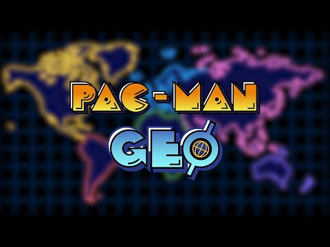 PAC-MAN GEO | Gameplay Trailer