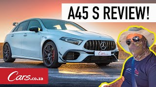 Mercedes A45 S AMG Review - Flat-out in the most powerful (and most expensive) hot hatch you can buy