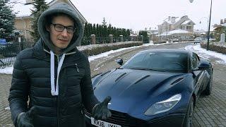 Тест-драйв суперкара Aston Martin DB11 アストンマーチンdb11 検索動画 28