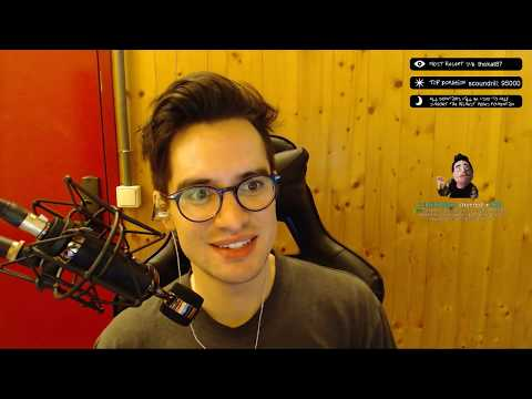 Brendon Urie On Twitch - Live From A Small Room In Paris, March 19, 2019