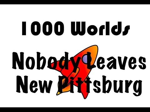 Thousand Worlds Book Club: Nobody Leaves New Pittsburg by George R.R. Martin
