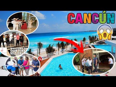 😱 IMPRESIONANTE! Así ABRIERON 41 hoteles en Cancun! 😲 (Es VERDAD?)   🔴 Hotels CANCUN OPEN Wow!!!