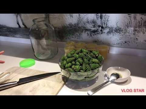Варенье из сосновых шишек без варки. Самый полезный рецепт.