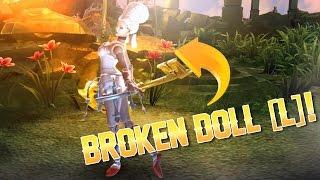 Vainglory News - NEW SKIN [Legendary Broken Doll Alpha]!!
