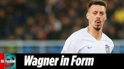 Sandro Wagner in Spiellaune | Tianjin Teda - Tianjin Tuanbo 1:1 | Highlights | CSL
