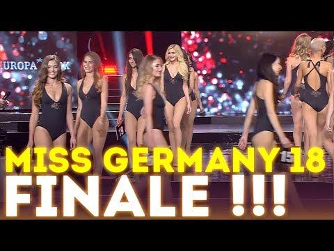 BEIM FINALE der MISS GERMANY 2018 | mit Miss Bella