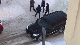 В центре Самары неизвестные стреляли в стаю собак