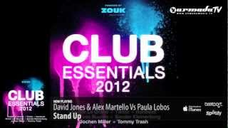 David Jones & Alex Martello vs Paula Lobos - Stand Up (From: Club Essentials 2012)