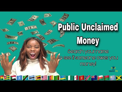 Easy way to find and claim money owed to You | Unclaimed Property
