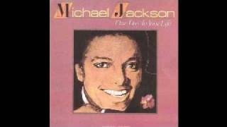 Michael Jackson - One Day In Your Life - We
