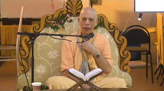 Бхагавад Гита 7.27 - Прахладананда Свами