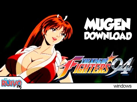 The King of Fighters 94 (KOF 94 MUGEN) - 동영상