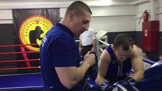 9  Сахаров Филипп Moscowboxing – Морозов Александр Moscowboxing