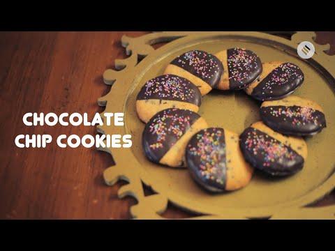 Chocolate Chip Cookies Recipe | Easy Dessert Recipes | Tasty Dessert Recipes