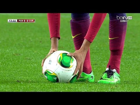 Neymar vs Cartagena (H) 13-14 – Copa del Rey HD 720p by Guil
