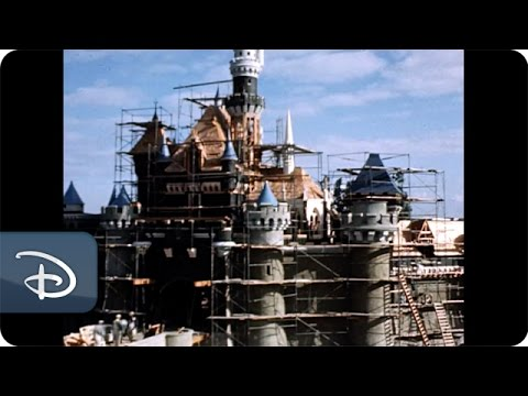 Disneyland Time-Lapse Video Shows Theme Park Getting Built In 1 Minute | HuffPost Life