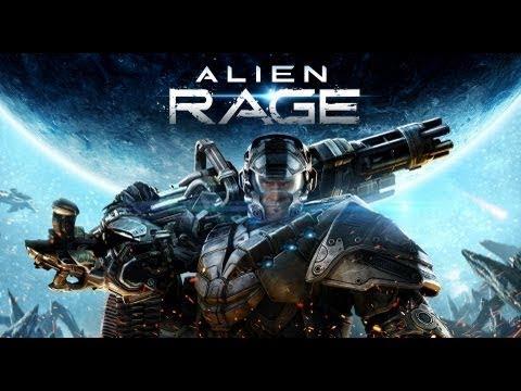 ALIEN RAGE - UNLIMITED GAMEPLAY  