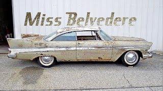 Miss Belvedere