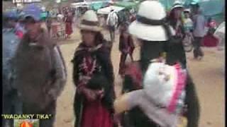 FERIA CHALLHUAHUACHO COTABAMBAS APURIMAC PERU