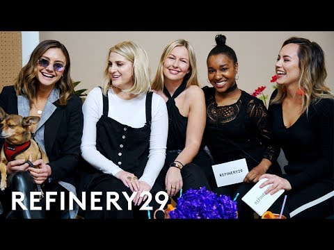 LIVE With Meghan Trainor & Christine Evangelista   The Mention   Refinery29
