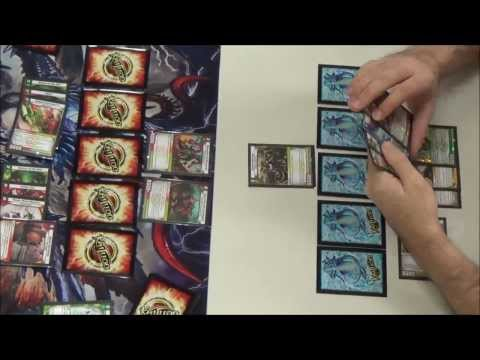 Kaijudo - Round 1 - EMBER TITAN Prep Deck by Chris Dupuis - January Duel Day Article 2014
