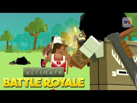 Ultimate Battle Royale [iOS] iPhone Gameplay #2 - Campaign Battle - 동영상