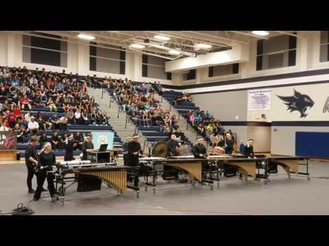 Magnolia West High School Percussion Ensemble
