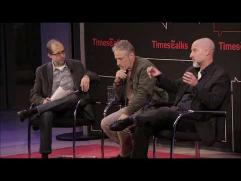 TimesTalks: Jon Stewart and Chris Smith