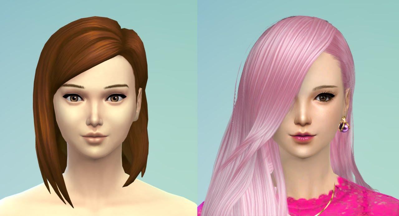 The sims 4 hair accessories - The Sims 4 Hair Accessories 50