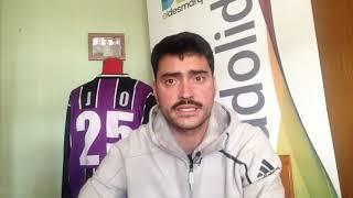 Eibar Real Valladolid: La Previa de Ángel Velasco
