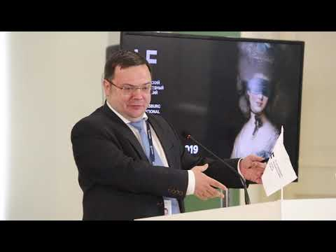 Андрей Карпов, АО «Санкт-Петербургская международная товарно-сырьевая биржа», ПМЮФ-2019- Госзаказ.ТВ