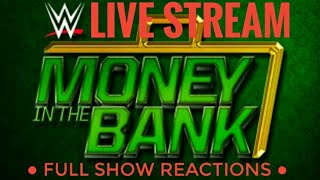 WWE MONEY IN THE BANK LIVE STREAM FULL SHOW RESULTS 2018