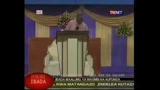 Efatha Ministry: Mahubiri Ya Jumapili May 24 / 2015