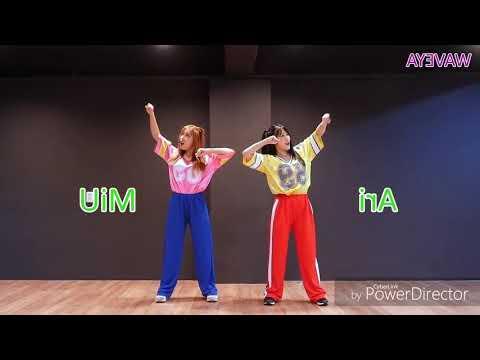 BTS-ANPANMAN WAVEYA COVER DANCE MIRROR