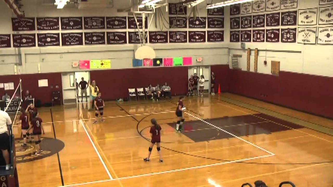 NAC - NCCS JV Volleyball  9-17-15