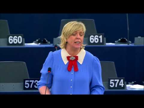 Hilde Vautmans 15 Mar 2018 plenary speech on Mercy killings in Uganda