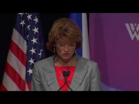 Wilson Center-Arctic Circle Forum: Keynote Presentation: U. S. Senator Lisa Murkowski, Alaska