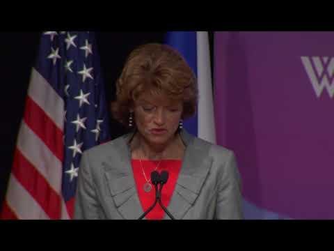 Wilson Center-Arctic Circle Forum: Keynote Presentation: U. S. Senator Lisa Murkowski, Alaska