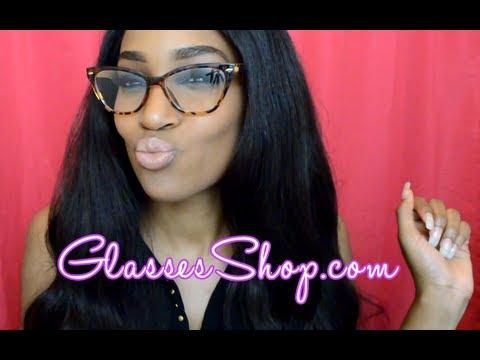 Dope Frames + FREE GLASSES????   [ Glassesshop.com Review ]
